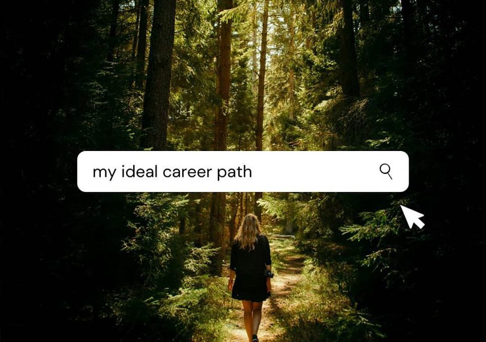 Google, find my ideal career path!