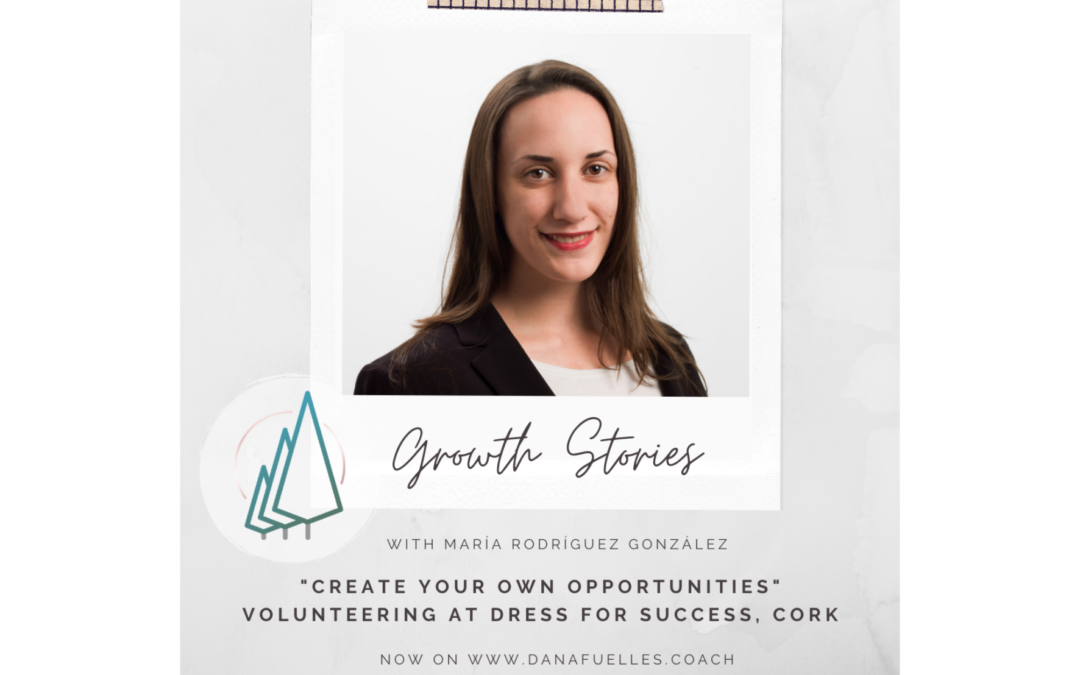 """Create your own opportunities"" – A growth story about volunteering at Dress For Success in Cork"