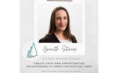 """""""Create your own opportunities"""" – A growth story about volunteering at Dress For Success in Cork"""